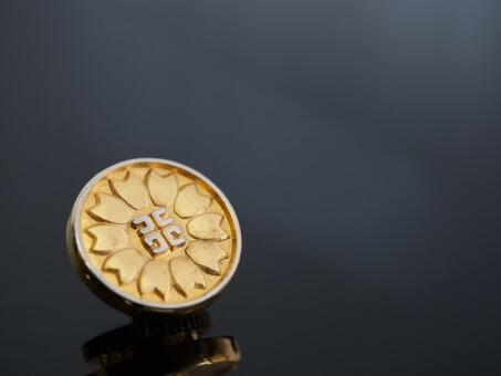行政書士の徽章(バッジ)